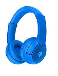 abordables -T-108B Casque sur l'oreille Sans Fil Bluetooth 4.2 Avec Microphone Avec contrôle du volume Confortable Voyage et divertissement