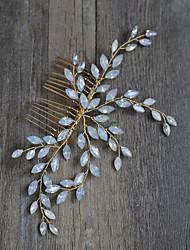 cheap -Head Chain with Rhinestone / Crystals / Rhinestones 1 Piece Wedding / Special Occasion Headpiece