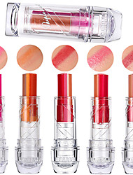 cheap -1 pcs 5 Colors Daily Makeup Lip Balm Lip Gloss Lip Stains Multilayer / Gradient / Tinted Dry / Matte / Shimmer Waterproof / Multi layer / Professional Sexy / Sweet Makeup Cosmetic Grooming Supplies
