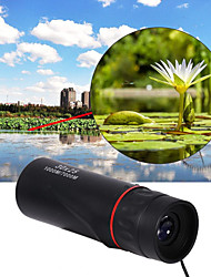 cheap -10 X 25 mm Monocular Lenses Portable Night Vision Multi-coated BAK4 Camping / Hiking Hunting Trail Night Vision Plastic Shell