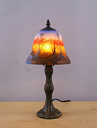 cheap -Artistic Traditional / Classic Decorative Table Lamp For Metal 110-120V