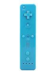Недорогие -WII Беспроводное Геймпад Назначение Wii U / Wii ,  Геймпад Металл / ABS 1 pcs Ед. изм