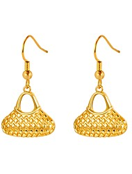 cheap -Hoop Earrings Statement Ladies Rock Earrings Jewelry Gold For Street Club