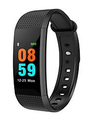 Недорогие -i9 smart watch bt 4.0 фитнес-трекер с поддержкой уведомлений и пульсометром, совместимыми с телефонами samsung / huawei android и iphone