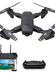 cheap -RC Drone DMRC DM107S 4CH 6 Axis 2.4G With HD Camera 2.0MP 1080P*720P RC Quadcopter LED Lights / One Key To Auto-Return / Auto-Takeoff RC Quadcopter / Remote Controller / Transmmitter / USB Cable