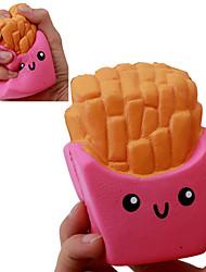 Недорогие -LT.Squishies Резиновые игрушки Новинки Продукты питания Стресс и тревога помощи болотистый Декомпрессионные игрушки для Детские Взрослые Все