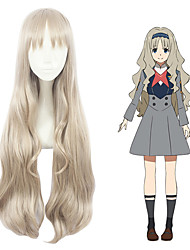 cheap -Darling in the Franxx Cosplay Cosplay Wigs All 32 inch Heat Resistant Fiber Blonde Anime