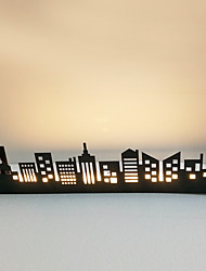 cheap -Novelty Picture Wall Lights Bedroom / Study Room / Office / Indoor Metal Wall Light IP44 220-240V 8 W / LED Integrated