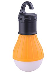 cheap -Camping Outdoor Lights Emergency Light Waterproof 3 Modes Dimmable AAA Batteries Powered 1pc