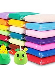 cheap -Plasticine Creative Creative / Stress and Anxiety Relief / Hand-made Child's / Teenager Gift 24 pcs