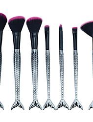 cheap -7-pcs-professional-makeup-brushes-makeup-brush-set-nylon-fiber-eco-friendly-soft-color-gradient-plastic-4-foundation-brush