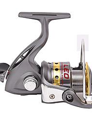 cheap -Fishing Reel Spinning Reel 5.5:1 Gear Ratio+8 Ball Bearings Hand Orientation Exchangable Sea Fishing / Bait Casting