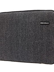 "cheap -12"" Laptop Sleeves Woolen Solid Colored"
