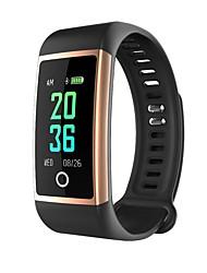 Недорогие -Умный браслет M18 для Израсходовано калорий / Длительное время ожидания / Сенсорный экран / Новый дизайн / Информация / Напоминание о звонке / Датчик для отслеживания активности / Сидячий Напоминание