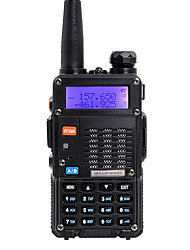 cheap -BAOFENG 5RT 8W Handheld Dual Band 5KM-10KM 5KM-10KM Walkie Talkie Two Way Radio / 136-174MHz / 400-520MHz Intercom Small Radio Preofessional FM Transceiver