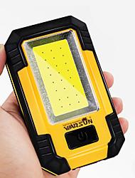 cheap -Lanterns & Tent Lights Waterproof 500 lm LED LED 21 Emitters Waterproof Anti-Shock Durable Camping / Hiking / Caving Fishing Black / Yellow