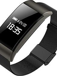 Недорогие -Умный браслет A66 для iOS / Android Пульсомер / Измерение кровяного давления / Израсходовано калорий / Длительное время ожидания / Сенсорный экран / Защита от влаги / Педометр / Напоминание о звонке