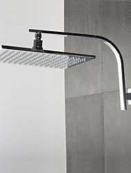 cheap -Contemporary Rain Shower Chrome Feature - Rainfall, Shower Head LED
