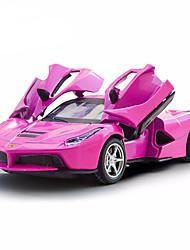 cheap -Toy Car Car Race Car Metal Alloy All 1 pcs