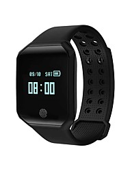 cheap -STSZ66 Men Smartwatch Android iOS Bluetooth Waterproof Heart Rate Monitor Blood Pressure Measurement Touch Screen Calories Burned Pedometer Call Reminder Activity Tracker Sleep Tracker Sedentary