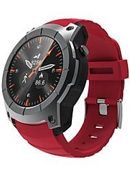 Недорогие -S958 Смарт Часы Android Bluetooth GPS Пульсомер Израсходовано калорий Длительное время ожидания / Педометр / Напоминание о звонке / Датчик для отслеживания активности / Датчик для отслеживания сна