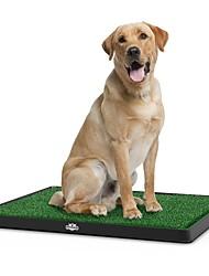 Недорогие -Собаки Уход пластик Наборы для шерсти Учебный Многослойный Влажная чистка Животные Товары для ухода за животными Зеленый