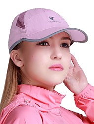 cheap -VEPEAL Hiking Cap Ball Cap Hat Sunscreen UV Resistant Breathable Quick Dry Mesh Fashion Chinlon Summer for Men's Women's Hiking Outdoor Exercise Walking Purple