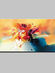 cheap -Mintura® Hand Painted Abstract Oil Painting On Canvas Modern Wall Art Picture For Home Decoration Ready To Hang
