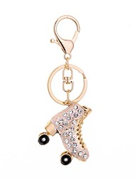 cheap -Keychain High Heel Casual Fashion Ring Jewelry White / Light Brown / Light Pink For Gift Daily