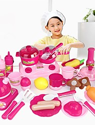 cheap -Pretend Play Food&Drink Parent-Child Interaction Child's Preschool Toy Gift 30 pcs