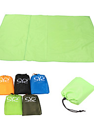cheap -Picnic Blanket Tent Tarps Outdoor Camping Multifunctional Moistureproof Multi-function Oxford cloth Camping / Hiking Outdoor Exercise Camping / Hiking / Caving for All Seasons Orange Sky Blue Green