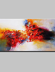 cheap -Mintura® Hand Painted Abstract Oil Paintings On Canvas Modern Wall Art Picture For Home Decoration Ready To Hang