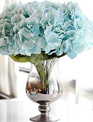 Недорогие -Цветы Искусственные цветы Таблица Центр шт - Не персонализированные Искусственные цветы Цветы 2pcs Все сезоны