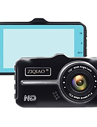 Недорогие -ziqiao jl-700 1080p 3-дюймовый ips тире камера с ночным видением автомобиля dvr автомобильная камера видеорегистратор рекордер hdr g-sensor dash cam dvrs