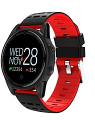 cheap -Indear R13 Men Smart Bracelet Smartwatch Android iOS Bluetooth Waterproof Heart Rate Monitor Touch Screen Calories Burned Distance Tracking Pedometer Call Reminder Activity Tracker Sleep Tracker