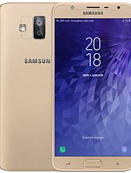 cheap -Samsung GalaxyScreen ProtectorJ7 Duo Ultra Thin Front & Camera Lens Protector 2 pcs PET