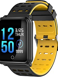cheap -Smart Bracelet Smartwatch TF2 for Android / iOS 7 and above Heart Rate Monitor / Calories Burned / Touch Screen / Water Resistant / Water Proof / Distance Tracking Pedometer / Call Reminder