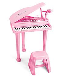 Недорогие -Intex Детские электронные пианино Звук Материал Универсальные Мальчики Девочки Дети 1 pcs Выпускные подарки Игрушки Подарок