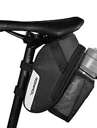 cheap -1.8 L Bike Saddle Bag Durable Casual Bike Bag 500D Nylon Bicycle Bag Cycle Bag Cycling / Bike / Waterproof Zipper