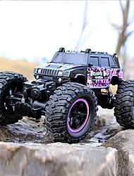 cheap -RC Car 2848 2.4G Buggy (Off-road) / Rock Climbing Car 1:14 Brush Electric 30 km/h
