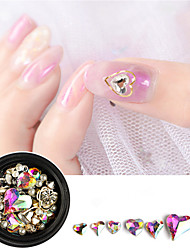 cheap -1 pcs Nail Jewelry Imitation Diamond nail art Manicure Pedicure Daily Wear Fashion
