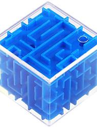 cheap -Magic Cube 3D Maze Puzzle Box Magic Labyrinth IQ Test Brain Teaser ABS Plastic Kid's Adults' Boys' Girls' Toy Gift 1 pcs