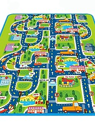 cheap -1 pcs Reading Toy Rubber Maps Lovely Parent-Child Interaction Baby Toys Gifts