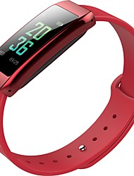 cheap -Smartwatch B28 for iOS / Android Blood Pressure Measurement / Calories Burned / Touch Screen / Water Resistant / Water Proof / Cute Pedometer / Call Reminder / Activity Tracker / Sleep Tracker
