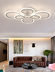 cheap -6-Light 6-Head Led CeilingLamp Modern Simplicity Acrylic Living Room Dining Room Bedroom Light Fixture
