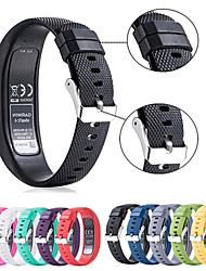 cheap -Watch Band for Vivofit 4 Garmin Sport Band Silicone Wrist Strap