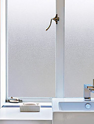 abordables -Film de fenêtre et autocollants Décoration Mat Fleur PVC Mat