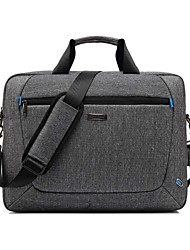 "cheap -Coolbell 13"" Laptop / 14"" Laptop / 15"" Laptop Shoulder Messenger Bag Nylon Solid Colored for Business Office for Colleages & Schools for Travel Water Proof Shock Proof with USB Charging Port"