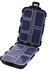 Недорогие -Коробка для рыболовной снасти Коробка для рыболовной снасти Общий пластик 6 см*3 cm