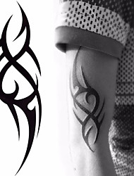 cheap -5 pcs Tattoo Stickers Temporary Tattoos Totem Series Body Arts Brachium